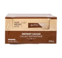 A.M cacao instant doos 25 zakjes x 20 gram