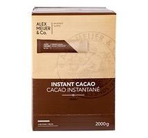 A.M cacao sticks doos 100 stuks x 20 gram