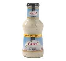 Calve knoflook saus 1 x 320 ml