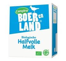 Campina halfvolle melk box 10 liter