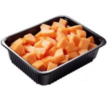 Cantaloupe meloen gesneden bak 1 kilo