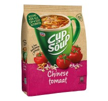 Cup A Soup chinese tomaat zak 40 porties