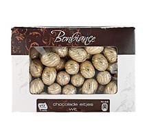 Bonbiance chocolade paas eitjes wit 2 kilo