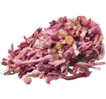 Coleslaw rood salade vers per kilo