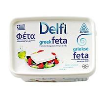 Delfi Griekse feta blok kaas bak 2 x 200 gram