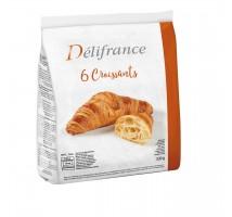 Delifrance roomboter croissants 6 x 55 gram