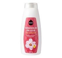 Derlon bad en douche magnolia en olie fles 1 liter