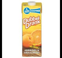 Appelsientje dubbeldrank abrikoos-sinaasappel 1 x 1 liter
