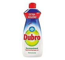 Dubro afwasmiddel extra hygiene 4 flessen x 500 ml
