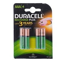 Duracell oplaadbare batterijen AAA 4 stuks
