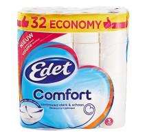 Edet toiletpapier family 3 laags pak 32 rollen