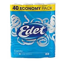 Edet toiletpapier family 40 rol