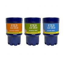 Euro luchtverfrisser green air diverse geuren doos 3 x 2 stuks