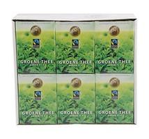 A.M. groene thee 6 x 10 x 1,5 gram