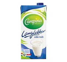 Campina houdbare volle melk 1 x 1 liter