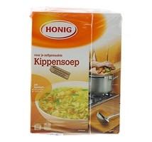 Honig kippensoep 6 borden 12 stuks