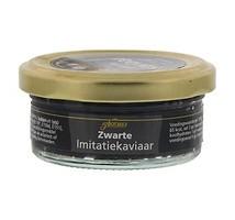 Imitatie kaviaar zwart potje 50 gram
