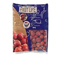 IQF fruitlife aardbeien zak 1 kilo
