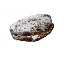 Bakkers kerststol / kerstbrood middel per stuk