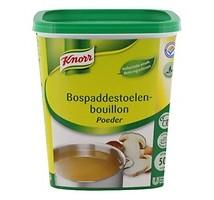 Knorr bospaddenstoelen bouillon poeder bus 1 kilo
