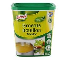 Knorr groenten bouillon authentiek met glute 45 liter