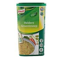 Knorr heldere groentesoep 31 liter