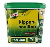 Knorr 1-2-3 kippenbouillon poeder 1 kilo