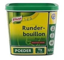 Knorr 1-2-3 runderbouillon poeder 1 kilo