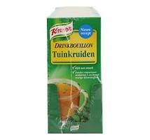 Knorr drink bouillon tuinkruiden 10 x 5 sticks