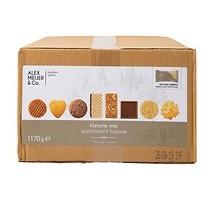 A.M. historie mix koekjes doos 150 stuks