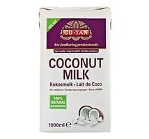 Go tan kokosmelk 1 liter