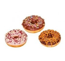 D184 Doony's my crafties donuts mixed box doos 36 stuks x 58 gram