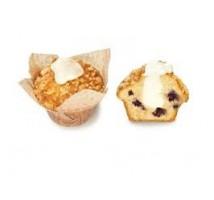 A245 Blueberry muffin met cheesecake vulling 36 x 112 gram