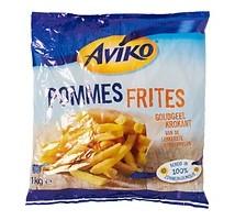 Aviko pommes friet zak 2.5 kilo 7 mm