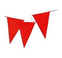 Slingers rood vlag 10 meter