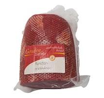 Gouden Banier runderrookvlees stuk per kilo