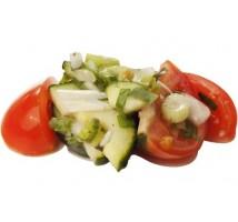 Tomaten komkommer salade 1 kilo
