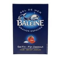 Baleine zeezout fijn 1 kilo